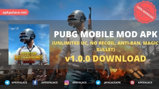 Download Free [PUBG Mobile Mod] APK v1 - Download Download Free APK v1 for FREE - Free Cheats for Games