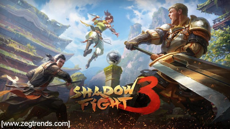 Zegtrends - Shadow Fight 3 Mod apk