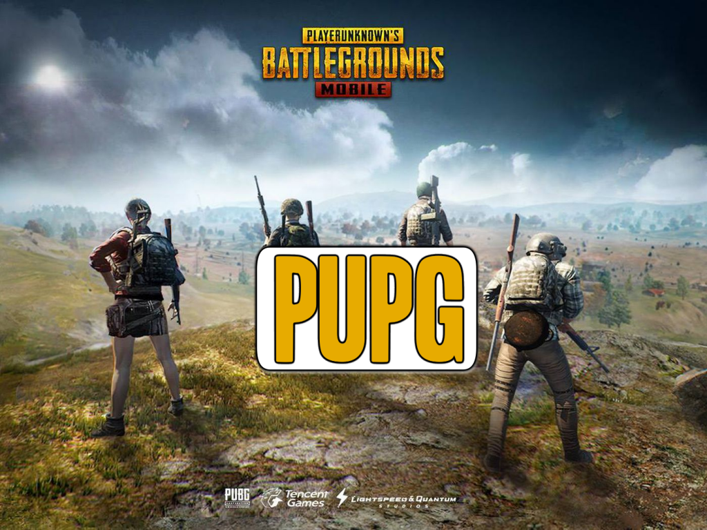 Popular games for android - PUBG