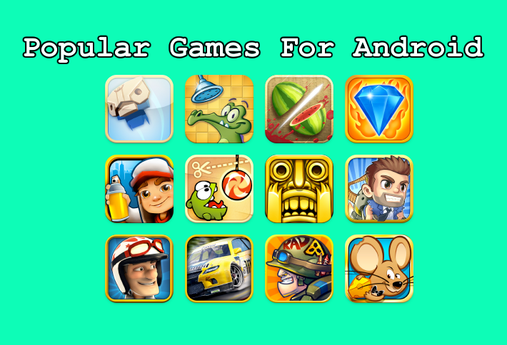 Popular Games For Android